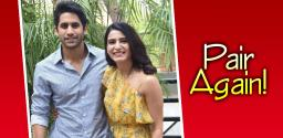 Naga Chaitanya And Samantha To Pair Again!