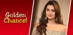 Payal Bagged A Golden Offer!