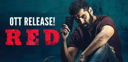Ram Pothineni's RED Gets A Lucrative New Deal