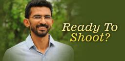 Kammula Getting Ready For The Shoot?