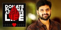 Sreevishnu Brings Up An Initiative On Social Media!
