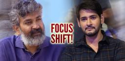 Rajamouli Shifts His Focus On To Mahesh's Next