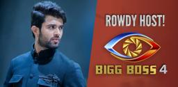 Talk Of The Town: Vijay Devarakonda To Host Bigg Boss Show