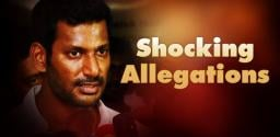 Ex-Accountant Makes Counter Allegations On Vishal