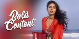 Amala Paul Shifts Her Focus To Web Content