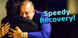 Chiranjeevi Prays For The Speedy Recovery Of Sanjay Dutt