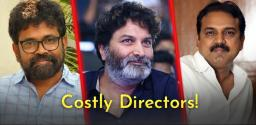 Sukumar Turns Costly, After Trivikram And Koratala Siva