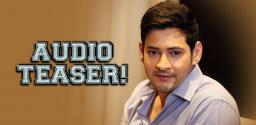 Mahesh Babu's birthday surprise is on!
