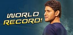 Mahesh Babu Fans Set Up A World Record On Twitter