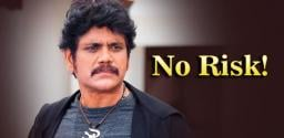 Nagarjuna plays a safe game!