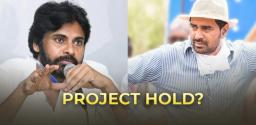 Krish-Pawan film on hold?