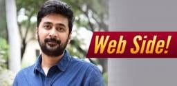 Rahul Ravindran To Direct A Web Series Soon