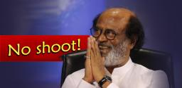 Superstar Rajinikanth Decided Not To Work For The Next Six Months