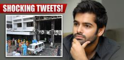 Ram Pothineni Raises His Voice Against Swarna Palace Fire Accident
