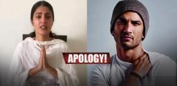 rhea-apologies-to-sushanth