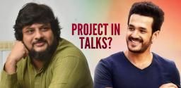Akhil's Next With Surender Reddy?