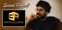 Geeta Arts To Bankroll Vaishnav Tej's Second Film?