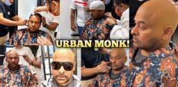 video-making-of-chiranjeevi-urban-monk-look