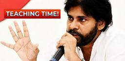 Pawan Kalyan Plays A Lecturer In His Next!