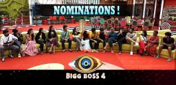 Bigg Boss Telugu 4: Seven Contestants In The Nominations!