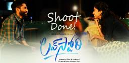 Love Story Shoot Comes To An End