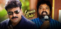 Chiranjeevi Vedalam Remake Launch Gets Confirmed