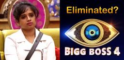 Surprising Move: Devi Nagavalli eliminated from Bigg Boss house?
