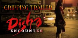 RGV Disha Encounter: Trailer Creates A Curiosity