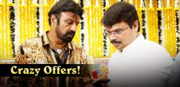 NBK-Boyapati Film Stuck With Fancy Deals!