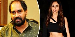 Krish Worries About Rakul's Unavailability