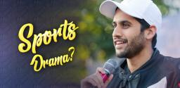Naga Chaitanya To Do A Sports Drama?