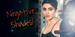Samantha To Portray a Negative Role?