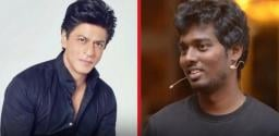 SRK To Play A Dual Role For Atlee Sanki