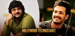 Hollywood VFX Team For Akhil5?