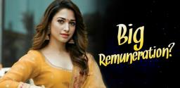 Talk Of The Town: Tamannah Remuneration For Andhadhun Remake