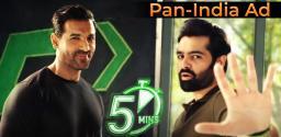 hero-ram-and-john-abraham-shoots-garnier-pan-indian-ad