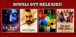 Diwali Releases On OTT Platforms