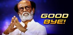 Breaking News: Rajinikanth to quit politics?