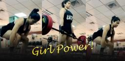 Rashmika Becomes Super Strong Woman!