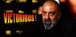 Sanjay Dutt Wins Battle With Cancer