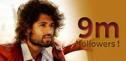 Vijay Devarakonda Records A Milestone On Instagram
