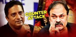 Naga Babu Lashes Out At Prakash Raj