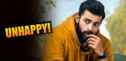 Varun Tej Not Interested In F3?