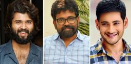 After Devarakonda, Sukumar To Work With Mahesh Babu