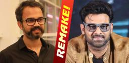 Prabhas-Prashant Neel Film Is A Remake?