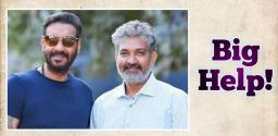 Bollywood hero taking help from Rajamouli