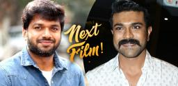 Ram Charan to join hands with Anil Ravipudi?