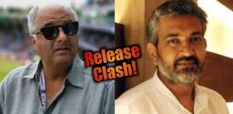 Boney Kapoor upset with Rajamouli!