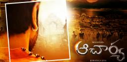 Ram Charan in and as Siddha in Acharya