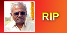 Senior producer Doraswamy Raju passed away